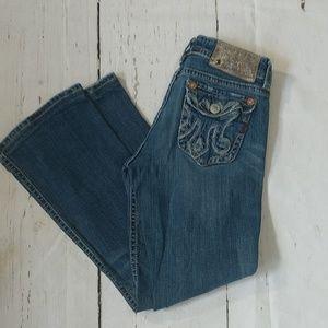 MEK Lagos Boot Cut Jeans (Tailored Length)